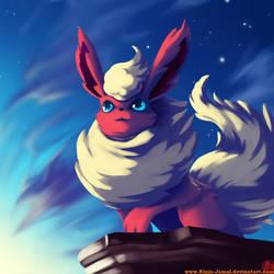 Pokemon Commission 11 by Ninja-Jamal