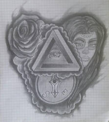 Tattoo by GabrielFuture