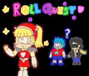 Roll Quest! by Cuddlesnowy