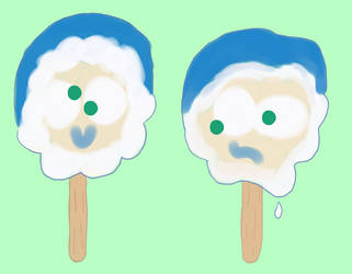 Iceman Ice Cream - Part 2 by Cuddlesnowy