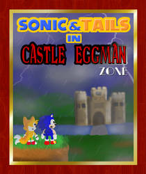 Sonic and Tails in Castle Eggman Zone - Cover by Cuddlesnowy