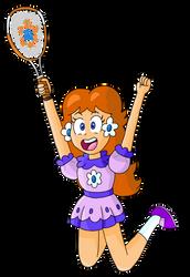 Daisy's the Winner! by Cuddlesnowy