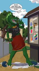 Character Creation II: Dragonborn by SuraKuraAnon