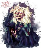 Mr. Hyde by DMarsela
