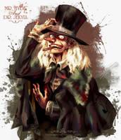 Mr. Hyde 2 by DMarsela