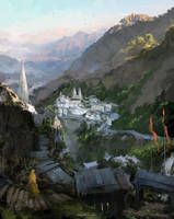 Himalayas 25 by samice