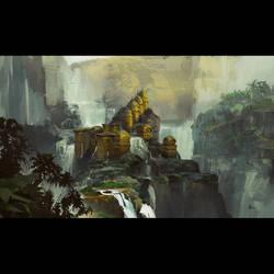 Hidden settlement by samice