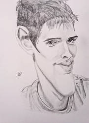 Colin Morgan by quiltineb