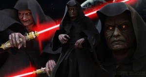 Star Wars DARTH SIDIOUS by JArtistfact