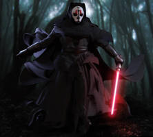 DARTH NIHILUS by JArtistfact