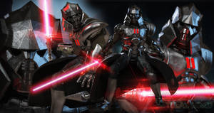 Star Wars TULAK HORD by JArtistfact