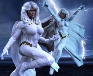 X-MEN Storm by JArtistfact