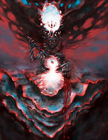 Queen of Hearts by Feig-Art