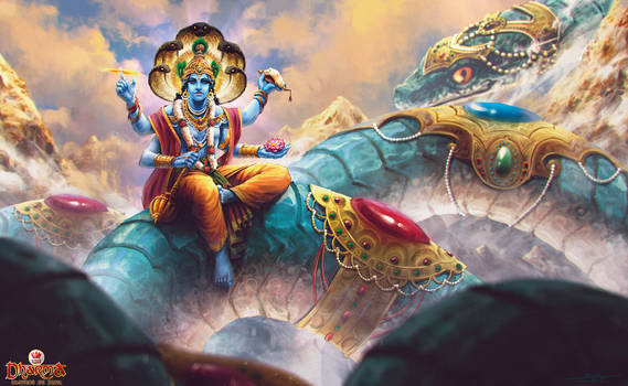 Vishnu by Feig-Art