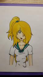 School Girl by angelgirl2000