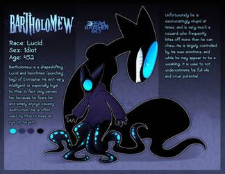 Dreamcatcher OCT: Bartholomew Reference (NPC) by frogtax
