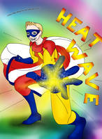 Hot Flash, best superhero evar by MegamiJadeheart