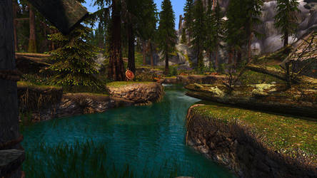 SSE Riverrun by SkyrimMasterrace