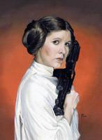 Leia by DryJack