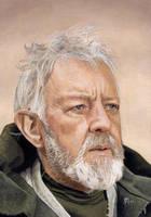 Obi Wan by DryJack