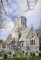 Hopton Church by DryJack