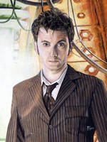 Dr Who 2 by DryJack