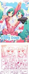 [Mini Manga]Rokudos Rainy Day by Skunkyfly