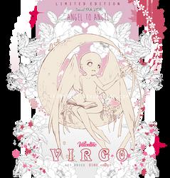 [pend] ych Angel To Angel_Valentine V I R G O by Skunkyfly
