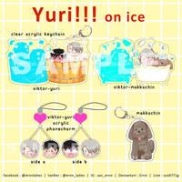 2016 Yuri on ice by ernn