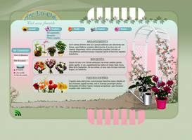 Rainbow my florist by MyMimi