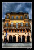 Sibiu town 1 by elthudor