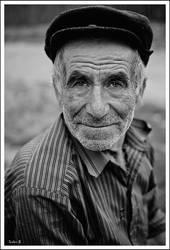 Old man by elthudor