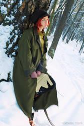 Princess Anastasia Romanova by PepperStark