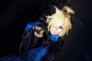 Kagamine Len - Lovelessxxx by AsakuraIrma