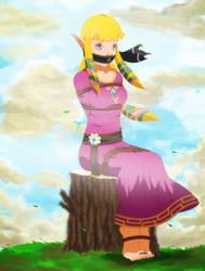 Zelda by Ktu-lu