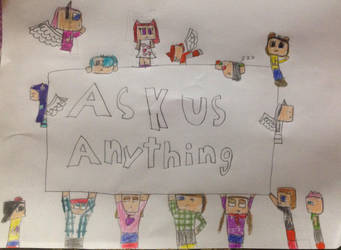 Ask us anything! (Open) by tiernans