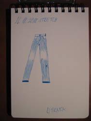 Stretch Jeans by Kitikara