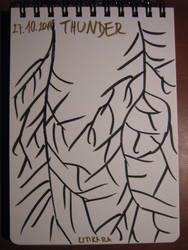Thunder by Kitikara