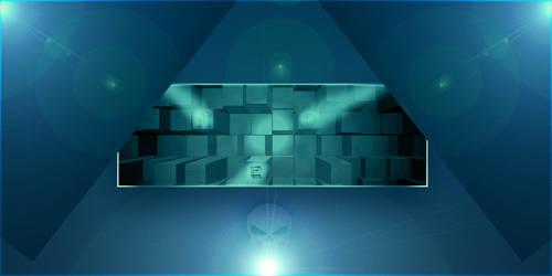 Neo light Piramid by Neokyuubi