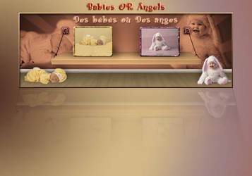 Des bebes ou Des anges v2 by Neokyuubi
