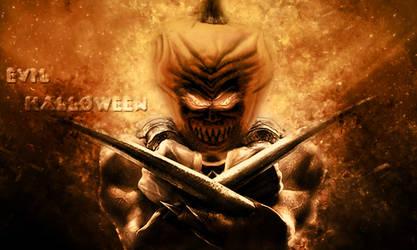Evil futur Halloween by Neokyuubi