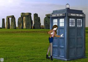 Hello, Stonehenge -GenderBend- by GreenArcherAlchemist