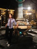 The Raggedy TARDIS by GreenArcherAlchemist