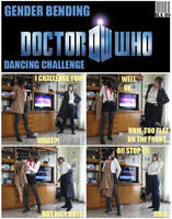 The Fem!Doctor and Jackie Harkness Challenge by GreenArcherAlchemist