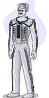 Cyberman Mk 2 by VoteDave
