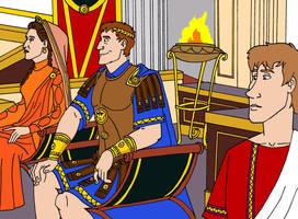 Gallic Triumph 2 by VoteDave
