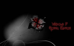 Windows 7 Gothic Edition BG by MikeGTS