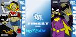 dcu finest series 2 by notebookboy