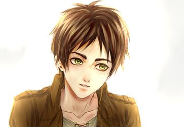 Eren Sun by akaitamashi