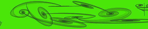 Spirals of Green by CnHGirl